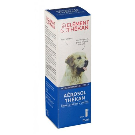 Clément Thekan Pest control spray dog 175 ml