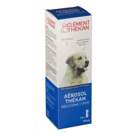 Clément Thekan Ongediertebestrijdingsspray hond 175 ml