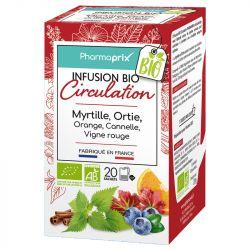 Pharmaprix Infusion Bio Circulation 20 Sachets