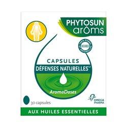 Aromadoses Natural Defenses Phytosun Arom 30 capsules