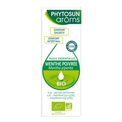 Óleo essencial de hortelã-pimenta orgânica Phytosun Aroms Mentha piperita