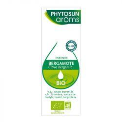 Olio essenziale di bergamotto biologico Phytosun Aroms