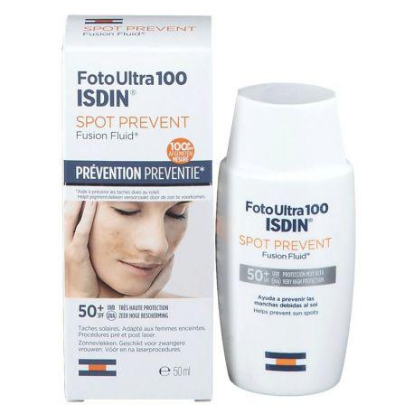 ISDIN UV Care FotoUltra Spot Prevent Fusion Fluid SPF50+ 50 ml