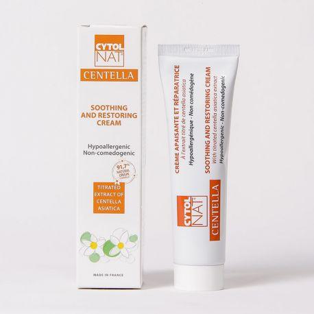 CYTOLNAT Centella RESTAURATIEVE verzachtende crème 100ML Centella Asiatica