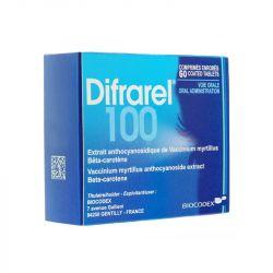 DIFRAREL 100MG Trouble de la vision 60 comprimés