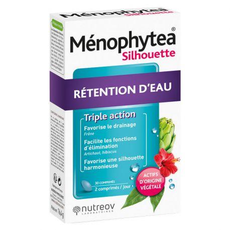 Ménophytea Silhouette Rétention D'eau 45 ans+