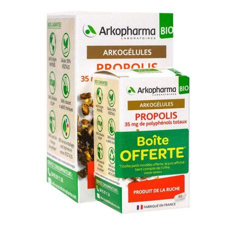 ARKOGELULES Própolis 40 cápsulas BIO Arkopharma