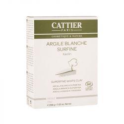CATTIER Kaolin FINE WHITE CLAY 200G