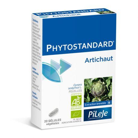 Phytostandard ARTICHOKE BIO 20 GEL Pileje EPS
