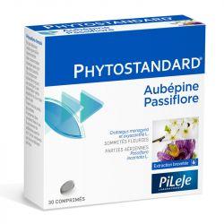 Phytostandard AUBEPINE PASSIFLORE 30 CPR Pileje
