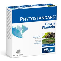 Phytostandard CASSIS Plantain 30 CPR Pileje