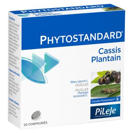 Phytostandard CASSIS PLANTAINS 30 CPR Pileje
