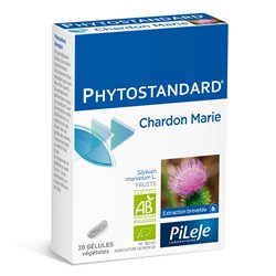 Phytostandard MILK THISTLE BIO 20 GEL Pileje EPS