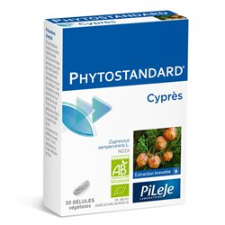 Phytostandard CYPRES BIO EPS Pileje 20 GEL