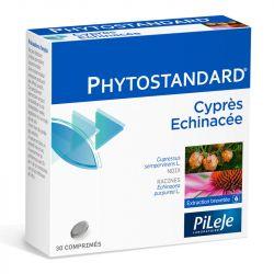Phytostandard Cyprès échinacée 30 comprimés Pileje