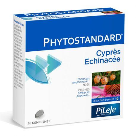 Phytostandard CYPRESS ECHYNACÉE 30 CPR Pileje