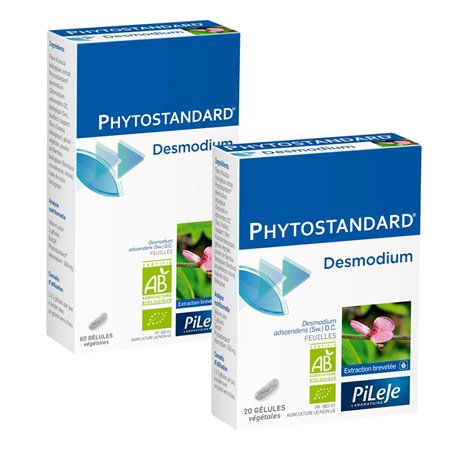 Phytostandard DESMODIUM BIO capsules Pileje EPS