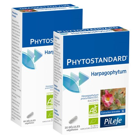Phytostandard HARPAGOPHYTUM BIO 20 GEL EPS Pileje