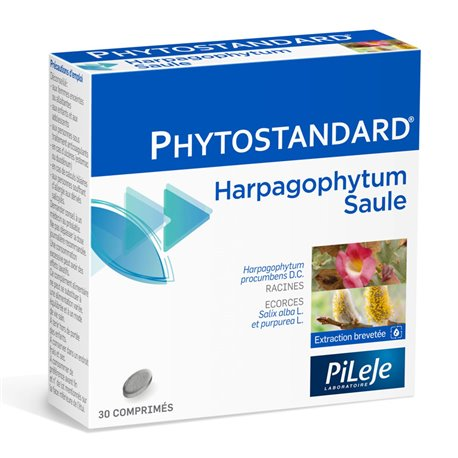 Phytostandard HARPAGOPHYTUM WILLOW 30 CPR Pileje