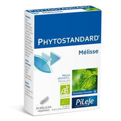 Phytostandard MELISSE BIO 20 GEL Pileje EPS
