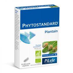 Phytostandard PLANTAIN LANCEOLE BIO 20 gélules Pileje