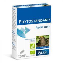 Phytostandard Schwarzer Rettich BIO GEL 20 Pileje EPS