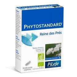 Phytostandard Reine des prés BIO 20 gélules Pileje