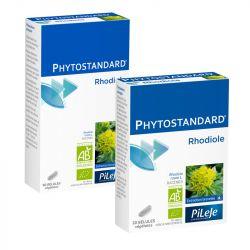 Phytostandard RHODIOLE BIO cápsulas Pileje