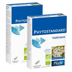Phytostandard Valériane BIO cápsulas EPS Pileje