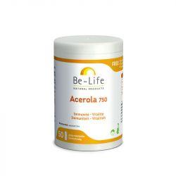 Be-Life BIOLIFE ACEROLA 750MG 50/90 capsules