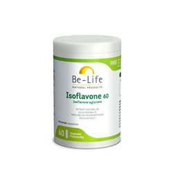 Be-Life BIOLIFE ISOFLAVONE 60 Premenstrual syndromes and menopause 60 capsules