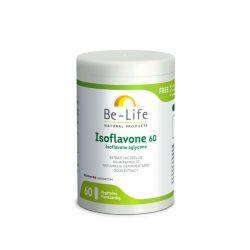 Be-Life BIOLIFE ISOFLAVONE 60 Syndromes prémenstruels et ménopause 60 gélules