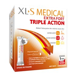 XLS Medical Extra Strength 60 bastoni