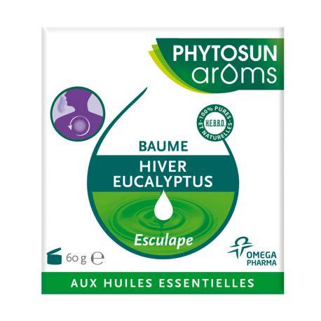 ESCULAPE Baume Respiration PHYTOSUN'AROM 60 g