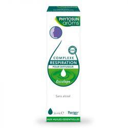ESCULAPE Lotion Confort respiratoire PHYTOSUN'AROM Flacon 30 ml