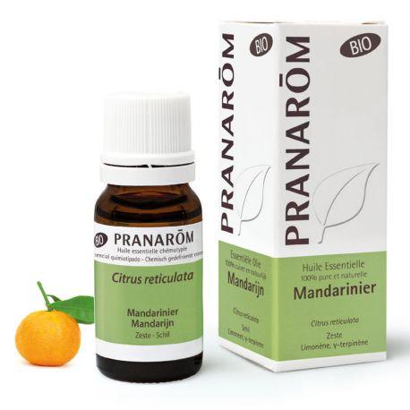 Huile essentielle BIO Mandarinier PRANAROM