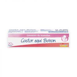 Castor Equi 4% TM Pommade FPC 20G HOMEOPATHIE BOIRON