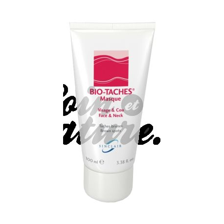 BIO TACHES MASQUE DEPIGMENTANT 100 ML SINCLAIR