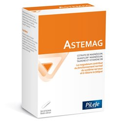 PILEJE ASTEMAG 20 STICKS de 4 g