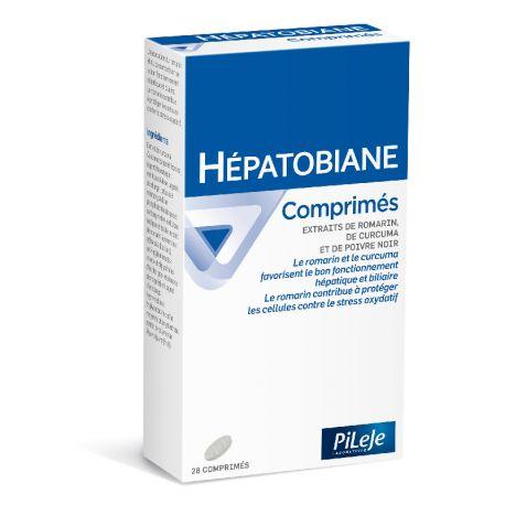 PILEJE HEPATOBIANE 30 CPS