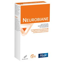 Pileje Neurobiane Tryptophane 60 Gélules