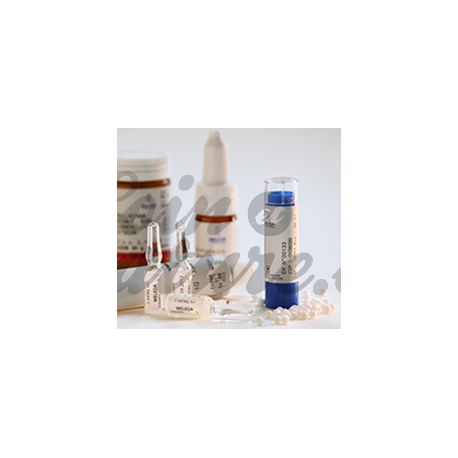 Antimonium D10 D15 D30 metallicum WELEDA granuli omeopatia
