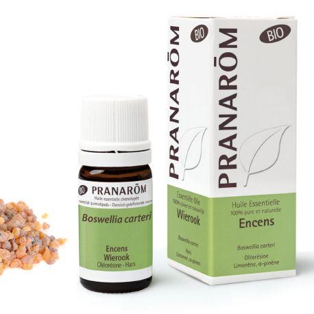 Huile essentielle BIO Encens Boswellia carteri PRANAROM 5ml