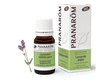 Organic Lavender essential oil 10ml aspic PRANAROM