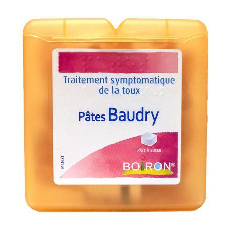 BOIRON BAUDRY PÂTES PECTORALES TOUX 70G