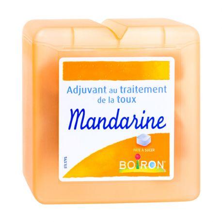 BOIRON MANDARINE PÂTES PECTORALES TOUX 70G