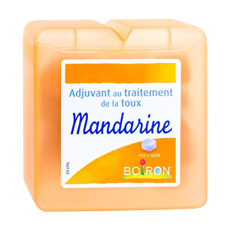 boiron mandarine p tes pectorales toux 70g en vente dans notre pharmacie bio. Black Bedroom Furniture Sets. Home Design Ideas