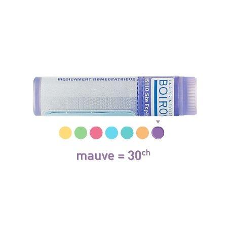 Olea europaea 30c glóbulos homeopática Boiron