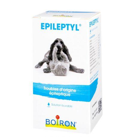 EPILEPTYL BOIRON VETERINAIRE HOMEOPATHIE GOUTTE BUVABLE FLACON 30ML