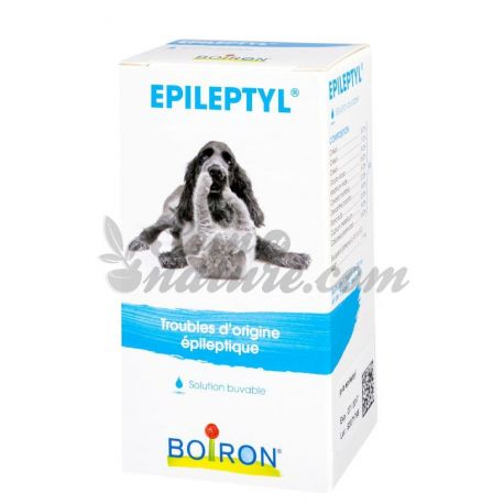 EPILEPTYL Boiron VETERINARIA Homeopatía BOTELLA DROP ORAL 30ML